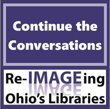 Continue the conversations logo